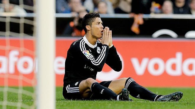 El Real Madrid se resiente en el centro