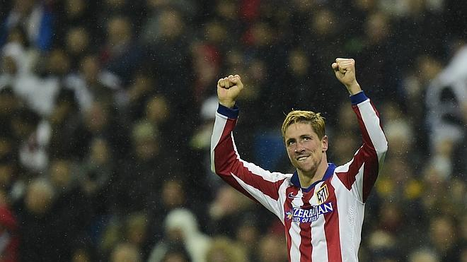 El orgullo de Torres toma el Bernabéu