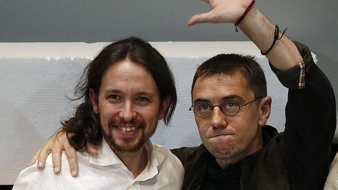 Iglesias sostiene que Monedero ha cumplido «todas sus obligaciones legales»