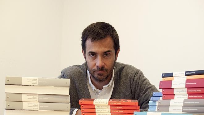 Luis Solano: «El marketing en el mundo del libro no funciona»