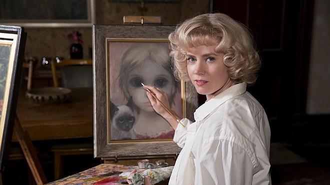 Amy Adams: «Desde que soy madre ya no vivo absorbida por mí misma»