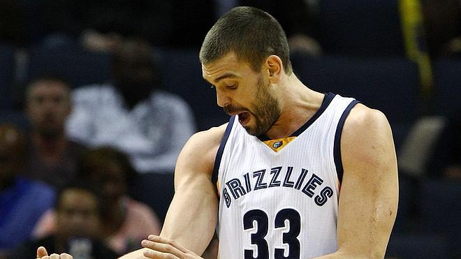 Durant y los Thunder detienen a los Grizzlies de Marc Gasol