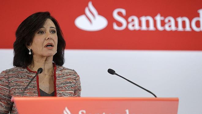 Ana Botín recibió 6,7 millones de euros de remuneración el año pasado, un 38,8% más