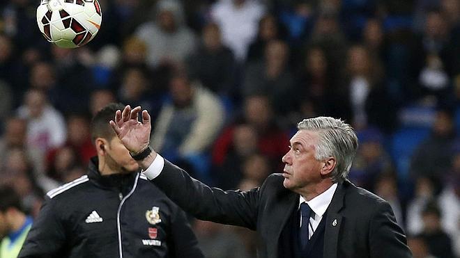 Ancelotti: «Me preocupa la segunda parte»