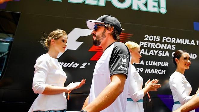 Alonso: «Era una carrera de test para nosotros»