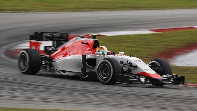 Roberto Merhi: «Ha sido una carrera especial»