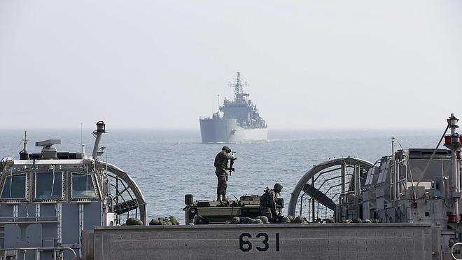 Corea del Norte lanza cuatro misiles de corto alcance al Mar Amarillo