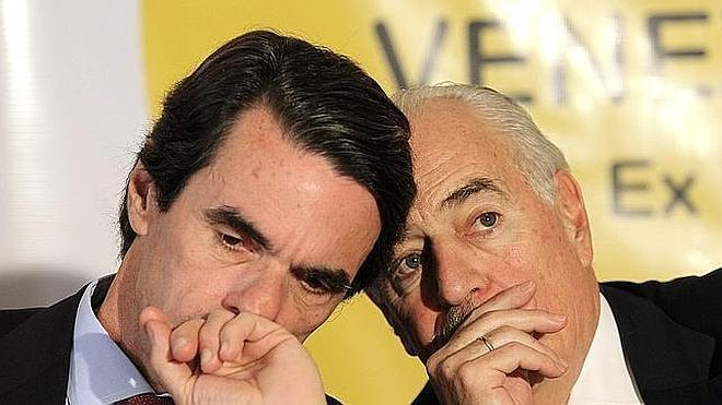 Aznar y González denuncian la situación en Venezuela