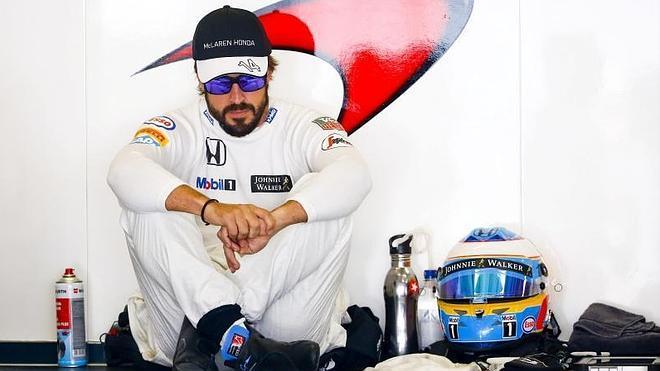 Alonso: «Vamos a intentar puntuar, pero se antoja difícil»