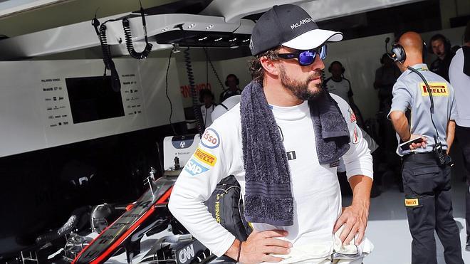 Alonso, más cerca de puntuar