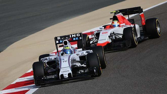 Merhi: «Tenemos buenas expectativas para la carrera en el equipo»