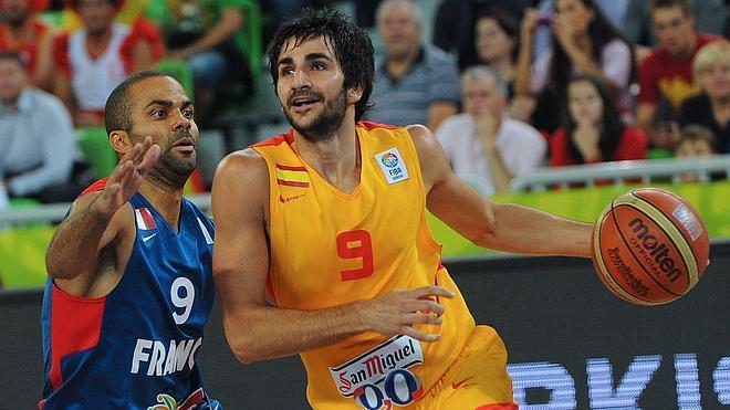 Ricky Rubio renuncia al Eurobasket