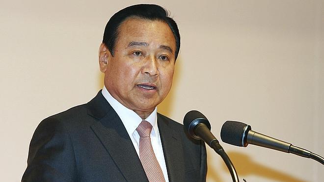 Dimite el primer ministro surcoreano por un presunto soborno