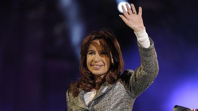 Cristina Fernández celebra doce años de 'kirchnerismo' con un acto masivo
