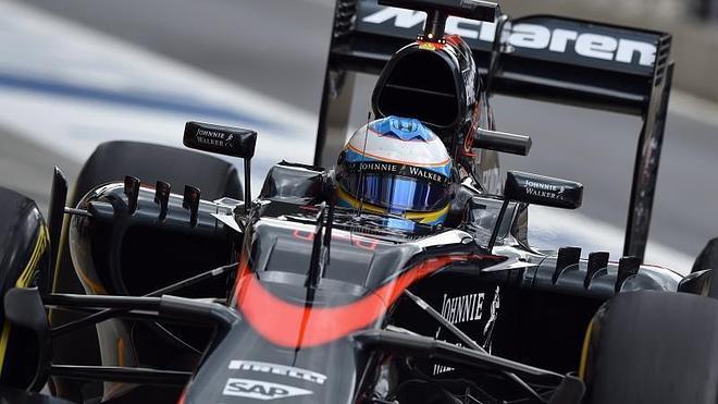 McLaren, de bochorno en bochorno
