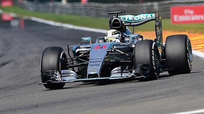 Alonso saldrá 'desde Francia' en el GP de Bélgica