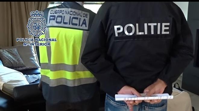 Detenido en Holanda el jefe de una red de narcotráfico que operaba en España