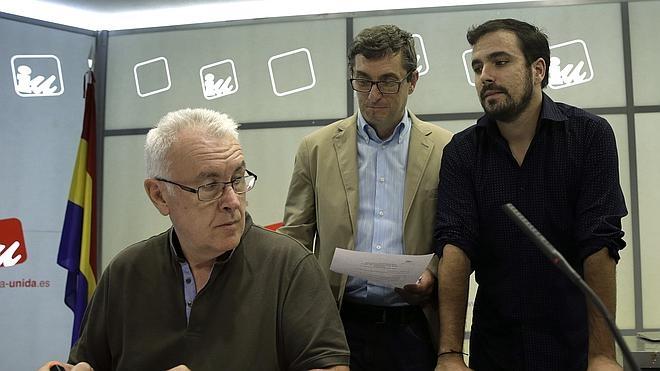 IU apoya el proyecto «ilusionante» de Ahora en Común