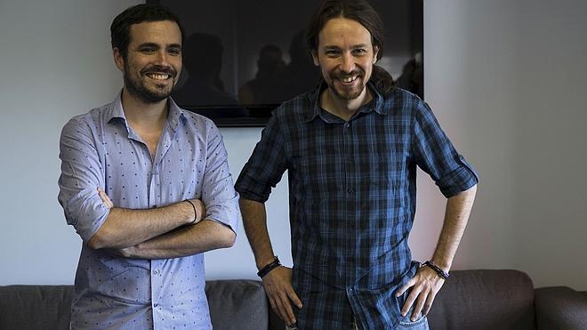 Podemos da por terminadas las negociaciones con Alberto Garzón