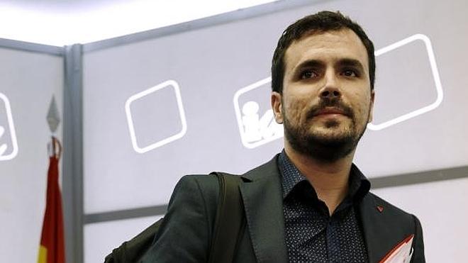 Garzón inicia su campaña electoral «muy orgulloso» de su «mochila»