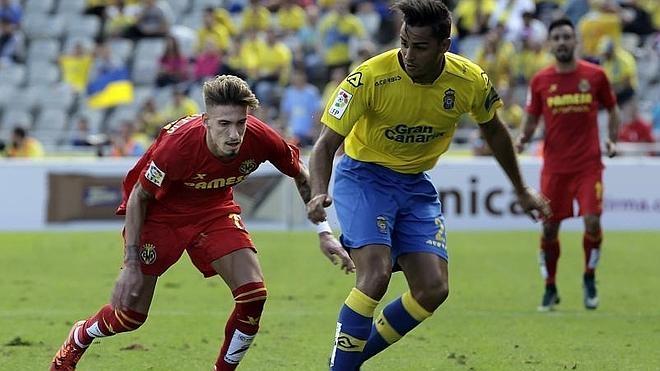 Setién debuta con empate ante Villarreal sobre un mal terreno de juego