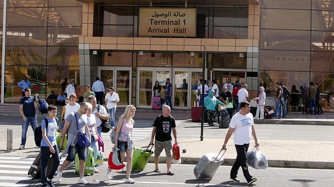 Exteriores desaconseja viajar a Egipto e incluye la ciudad de Sharm el Sheij