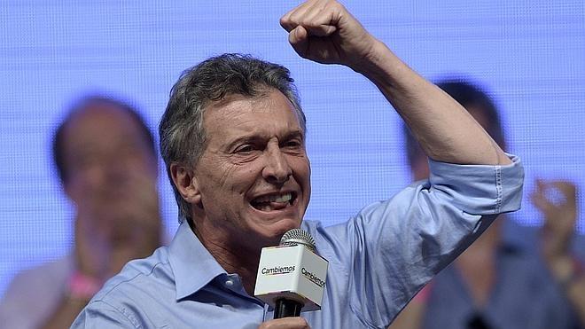 Argentina elige a Macri y acaba con 12 años de kirchnerismo