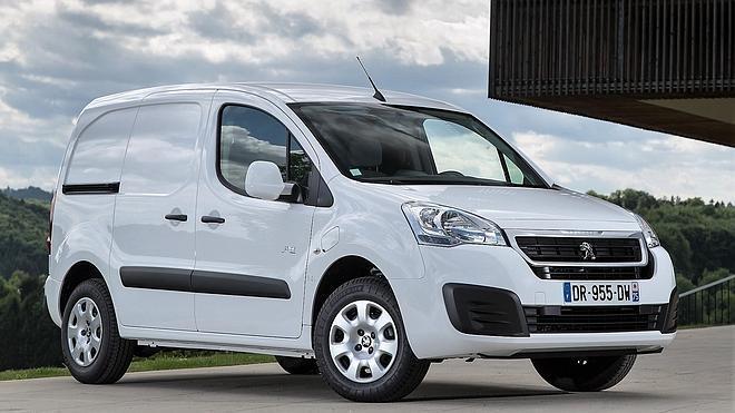 Peugeot Partner, el líder se refuerza