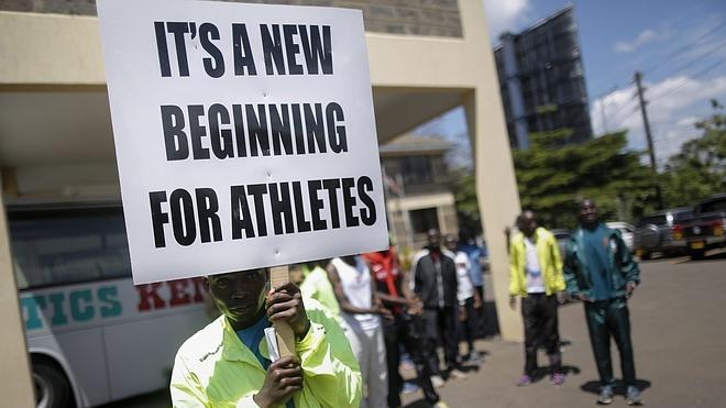 La IAAF suspende al presidente de la Federación Keniana de Atletismo