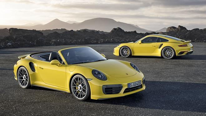 Porsche 911 Turbo y 911 Turbo S