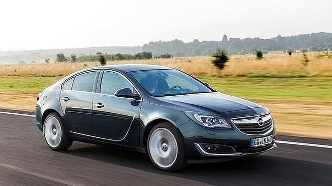 Opel Insignia, la nueva 'clase business'