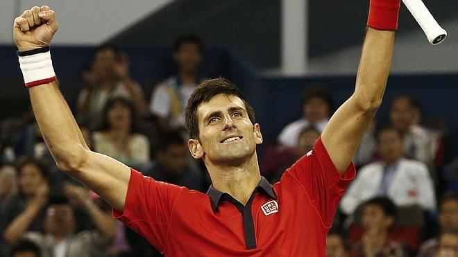Djokovic, muy por encima de Nadal y el resto de mortales
