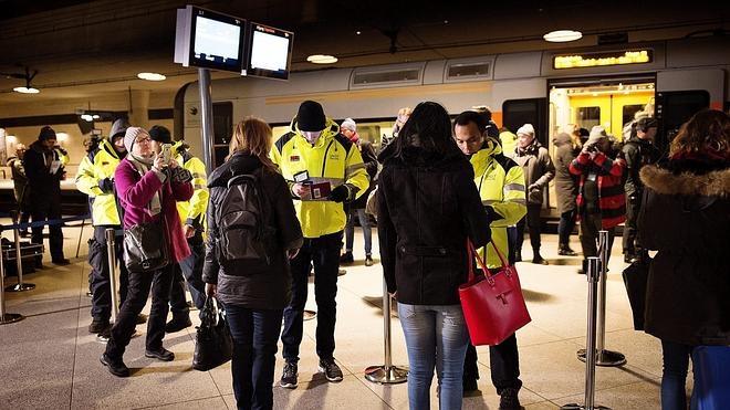Dinamarca restablece controles fronterizos con Alemania para frenar a los refugiados
