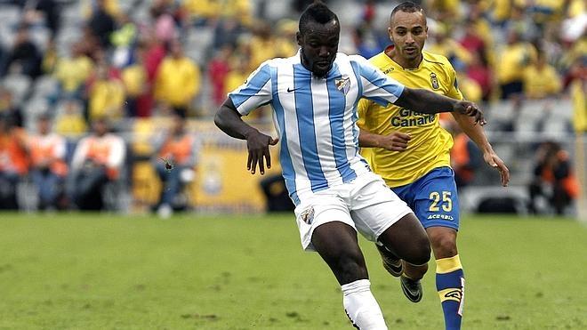 El Málaga saca un punto de Gran Canaria