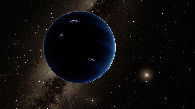 Científicos estadounidenses hallan un posible noveno planeta en el Sistema Solar
