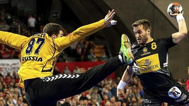 La defensa lleva a España a las semifinales