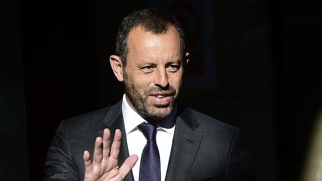 Mediapro acusa a Sandro Rosell de espiar el correo de Jaume Roures