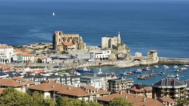 Pueblos de costa de Cantabria