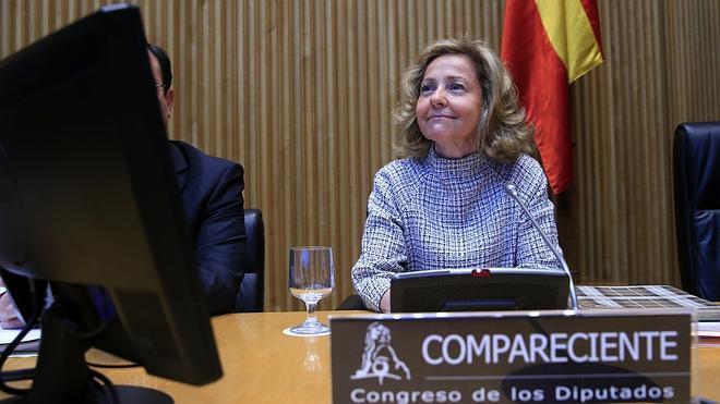 La fiscal general garantiza la defensa del derecho de los periodistas a informar