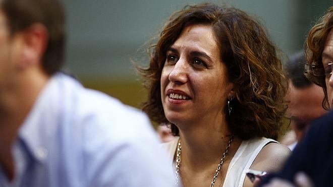 Irene Lozano tampoco repetirá en las listas del PSOE