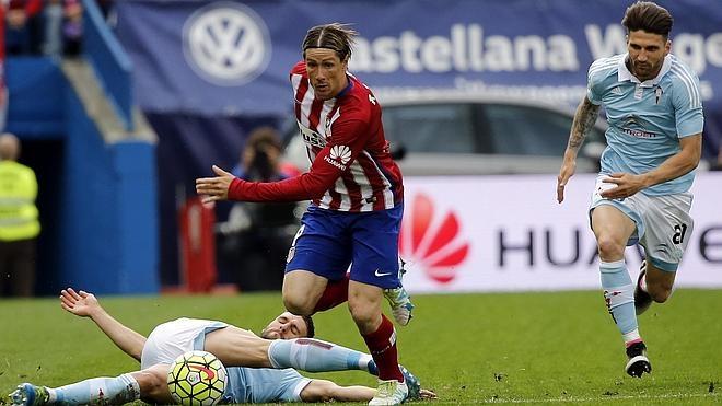 El Atleti toma impulso para su cita de Milán