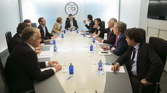El PP reúne a su Comité Electoral para aprobar las listas al Congreso