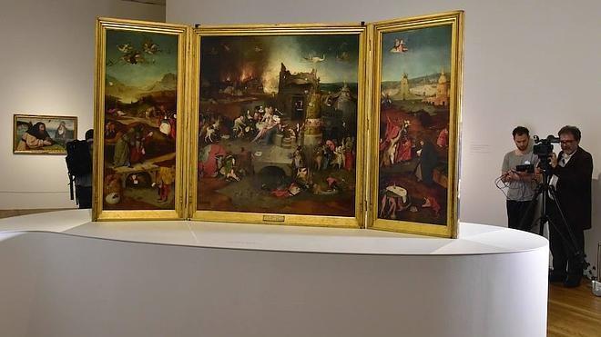 El enigmático genio del Bosco se desborda en el Prado
