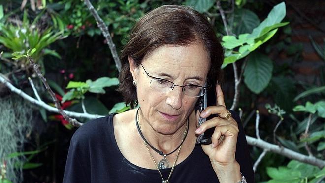 La periodista española afirma que su secuestro fue un «grave error» por parte del ELN