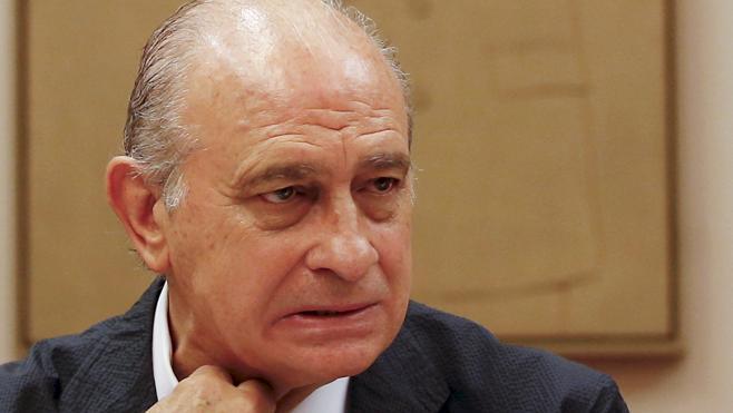El Congreso rechaza la comparecencia de Fernández Díaz