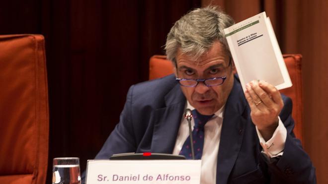 Destituido el director de la Oficina Antifraude de Cataluña