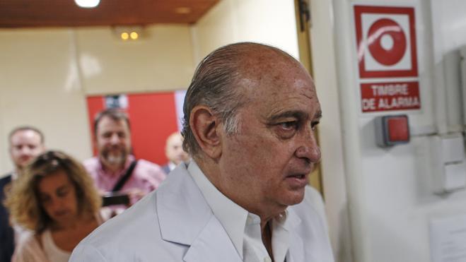 'Público' entrega a la Fiscalía General del Estado las grabaciones del ministro del Interior