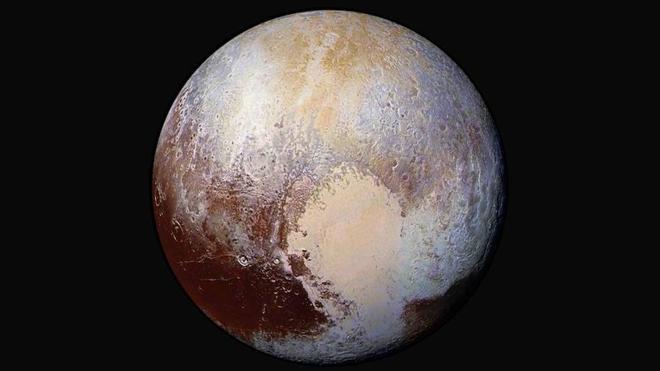 RR245, el nuevo planeta enano