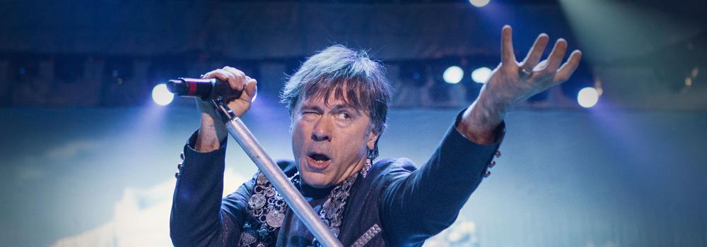 Renunciar a los Juegos Olímpicos por Iron Maiden