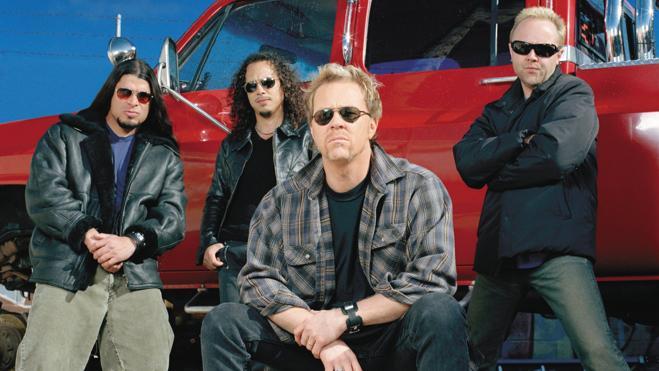 Metallica regresa a la música ocho años después